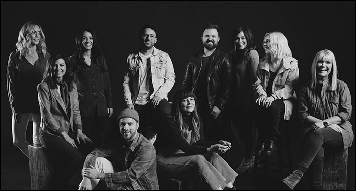 Nashville's The Belonging Co Readies Anthemic New Single